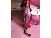 Aria Electric Guitar mac series