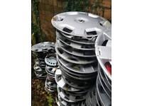 Nissan wheel trims, almera Micra primera tiida