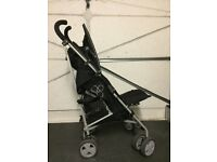 Mamas & Papas pushchair with hood and rain cover