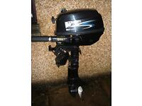 5 hp outboard short shaft