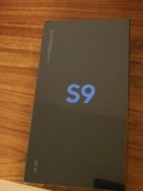 **Brand New S9** Still sealed.