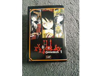 xxxHolic Manga Omnibus Volume 1 - Unread
