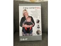 Baby carrier brand new in box