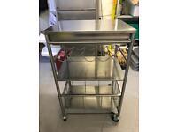 Ikea Kitchen trolly Grundtal