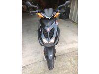 Yamaha aerox 2008