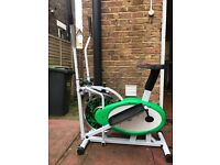 Cross Trainer, 6 Months Old, Hardly Used. £55 ono - collection only, contact for more details.