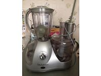 Breville Food processor nearly new, used once.
