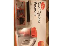 Dual Cyclone Vacuum