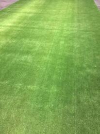 Budget lawn artificial grass, LIKE NEW