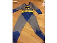 Batman dress up age 5-6