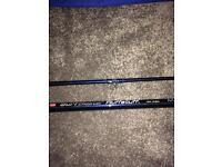 Penn SurfBlaster Ruffstuff Beach Fishing Multiplier Rod. Full Carbon 14ft 4 - 8oz casting