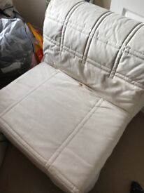 Single IKEA Chairbed