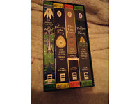 JRR TOLKIEN -- THE HOBBIT / LORD OF THE RINGS boxset Great condition, classic covers £20 on