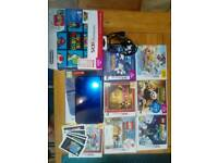 Nintendo 3DS XL with games. New condition.