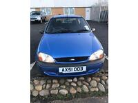 Ford Fiesta 1.25 for sale £600 ono - reserved