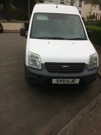 ford transit connect 90/t230 panel van 31 3 20 11 / MOT march 2019