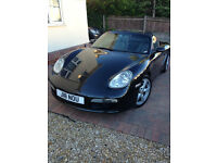PORSCHE BOXSTER 987 2.7 IN BLACK, IN PLYMOUTH
