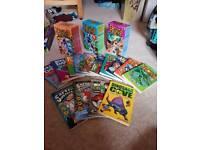 Boys book selection
