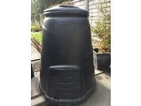 Garden compost container