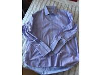 Mens shirts - Charles Thrywitt, T.M.Lewin, Loding shirts and Johnstone & Murphy