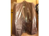 Men's Burgendy Suit - Jacket 40R, Trousers 32R - NEXT - BNWT