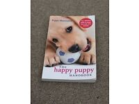 Items for puppy - crate, car travel carrier, thunder shirt, books, Kong and more