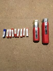Hilti masonry/Steel Drill Bits X10 And Packets Of Metal And Other Sized Bits