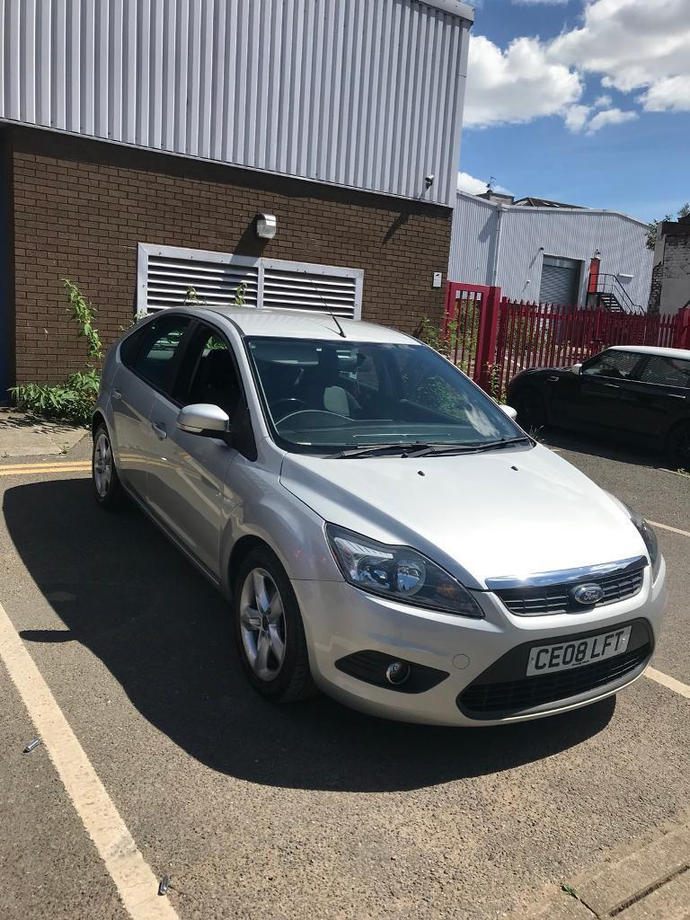 FORD FOCUS 1.8 TDCI 5 DR SILVER MANUAL