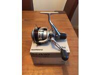 Shimano Alivio 3000 fixed spool fishing reel in mint condition