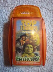 Top Trumps Game - Shrek 2 IP1
