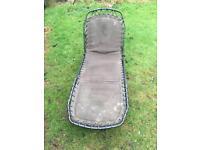 Fox carp fishing bed chair