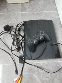 Playstation 3 console slim