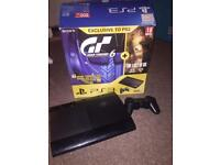 PS3 slimline broken off and missing power button