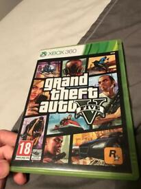 GTA 5 / V Xbox 360 - Read Description