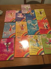 13 Rainbow magic books