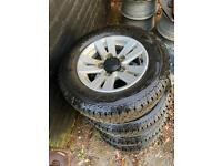 Suzuki Jimny wheels and tyres