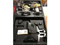 DEWALT D26204 900W PLUNGE ROUTER 240V