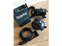 Elinchrom Ranger Quadra RX 2 head kit