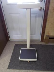 VINTAGE STAND UP SCALE 36''