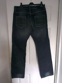 Zoo York 'Excelsior' Skateboarding Jeans (34x34) - *MINT CONDITION*