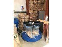 Firewood Briquettes £3 per bag