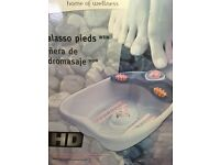 FOOT spa brand new