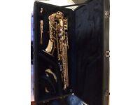 Yamaha YAS-82Z custom alto saxophone