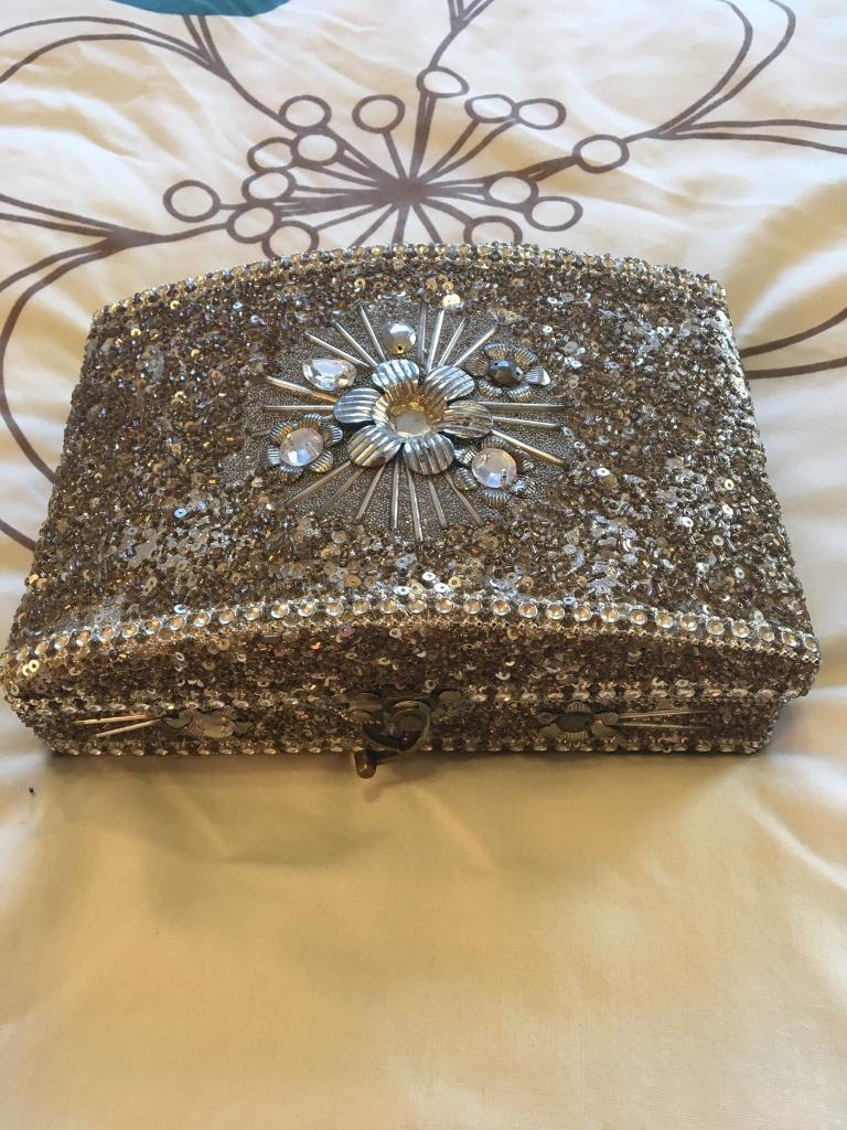 Trinklet/ jewellery box