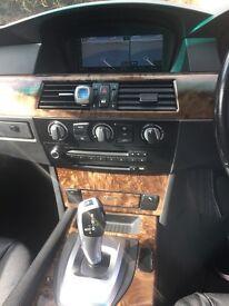 BMW 520d Black automatic 5 series