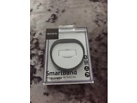 Sony Smartband SWR10 brand new in box