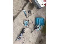 Various 240v power tools