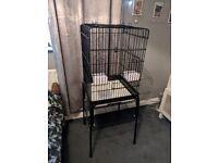 Bidd cage