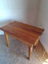 Solid blackwood side tables Port Sorell Latrobe Area Preview