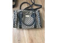 Nine West handbag as new